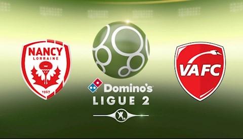 Nancy vs Valenciennes 2h00 ngày 111 Hạng 2 Pháp 201920 hình ảnh
