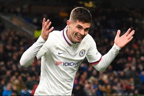 Pulisic vang mat truoc Burnley