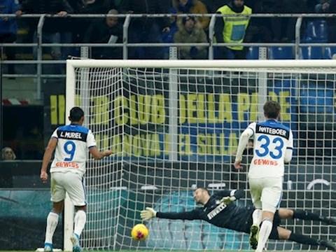 Bàn thắng kết quả Inter Milan vs Atalanta 1-1 Serie A 201920 hình ảnh