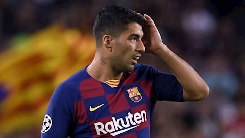Barca nhận tin sốc: Suarez nghỉ hết mùa giải - www.TAICHINH2A.COM