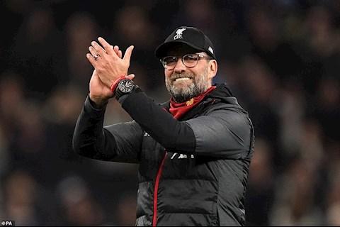 HLV Klopp nói về chuyển nhượng Liverpool vào tháng 1  hình ảnh