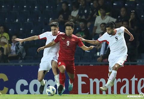 3 điểm yếu cần cải thiện của U23 Việt Nam sau trận hòa U23 Jordan hình ảnh 5