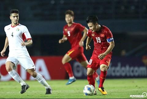 3 điểm yếu cần cải thiện ở trận hòa của U23 Việt Nam trước U23 Jordan hình ảnh 4