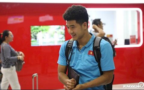 Duc Chinh U23 Viet Nam VCK U23 chau A 2020