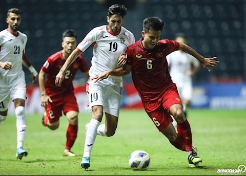 Chấm điểm U23 Việt Nam 0-0 U23 Jordan Bùi Tiến Dũng thăng hoa trở lại hình ảnh 2