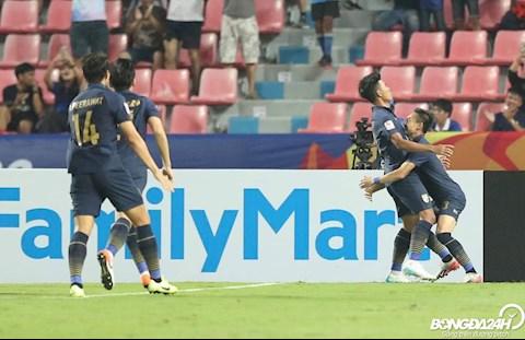 U23 Thai Lan trinh dien loi choi dep mat truoc Iraq