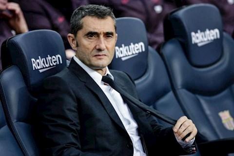 Valverde bàng quan với tình hình rối loạn ở Barcelona hình ảnh