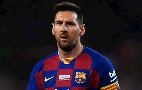 Lionel Messi 'Tôi không còn áp lực về việc ghi bàn' hình ảnh