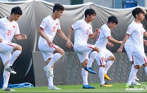 Trực tiếp trước trận đấu U23 Việt Nam vs U23 Triều Tiên hình ảnh