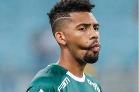 Barca ký hợp đồng với Matheus Fernandes hình ảnh