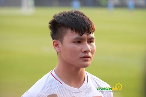 Quang Hải được tạp chí Forbes Việt Nam tôn vinh hình ảnh