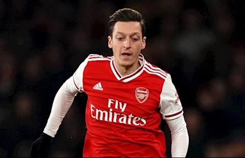 Mesut Ozil gợi ý về tương lai tại Arsenal hình ảnh