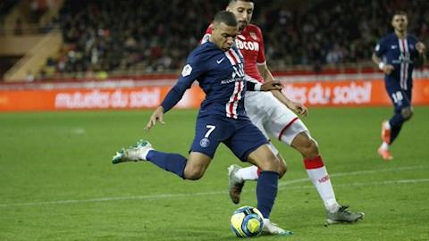 Video bóng đá Bàn thắng kết quả Monaco vs PSG 1-4 Ligue 1 hình ảnh