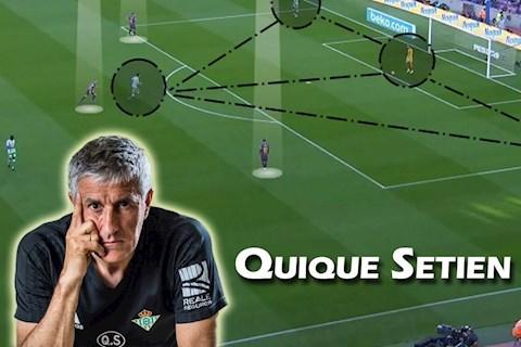 Chiến thuật của Quique Setien ở Real Betis ra sao? - xs thứ hai