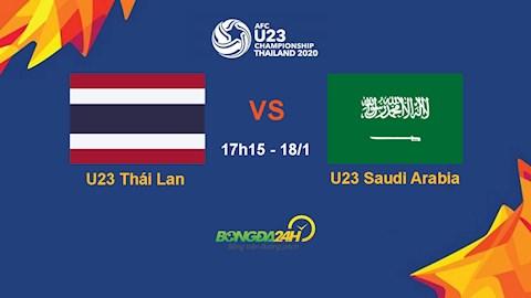 U23 Thai Lan 0-1 U23 Saudi Arabia: Chet boi VAR, U23 Thai Lan danh cham dut giac mo Olympic