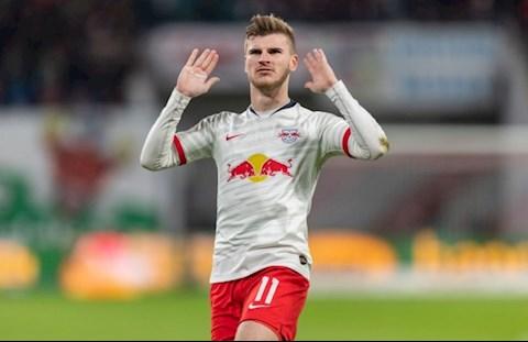 HLV Leipzig cảnh tỉnh Werner về giấc mơ Liverpool