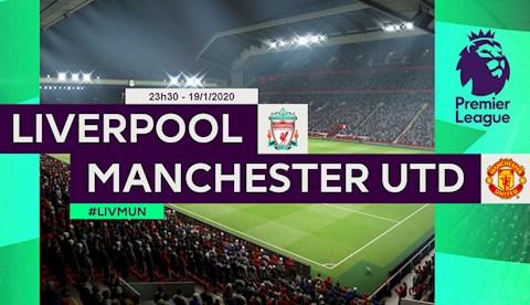 Đội hình Liverpool vs MU dự kiến hôm nay 1912020 hình ảnh