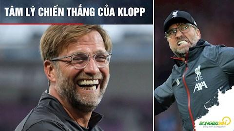 VIDEO: Jurgen Klopp da xay dung tam ly chien thang cho Liverpool nhu the nao?