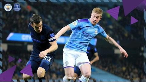 Man City 2-1 Everton Jesus tỏa sáng mang về chiến thắng cho nhà ĐKVĐ hình ảnh 3