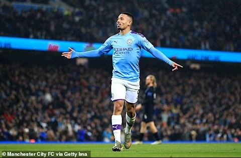 Man City 2-1 Everton Jesus tỏa sáng mang về chiến thắng cho nhà ĐKVĐ hình ảnh 4