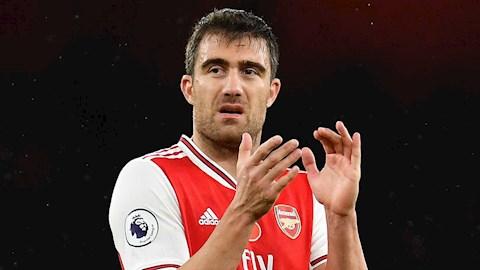 Đánh bại MU, cặp trung vệ Arsenal lạc quan về tương lai hình ảnh