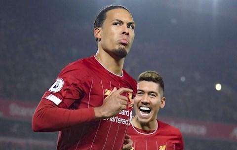 Đồng đội Liverpool tiếc khi Virgil Van Dijk vuột Quả bóng Vàng hình ảnh