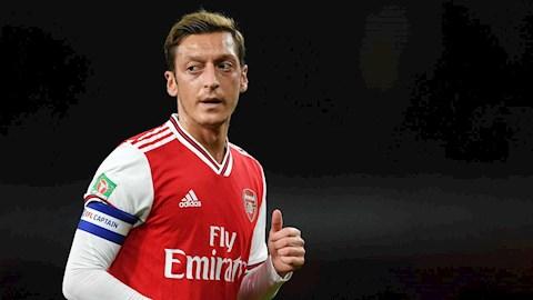 Tiết lộ Arsenal từ chối đề nghị nặng đô dành cho Mesut Ozil hình ảnh