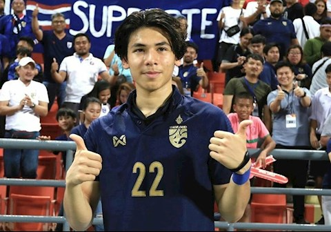 Ngôi sao U23 Thái Lan có thể tiếp tục ở lại đội bóng Anh hình ảnh