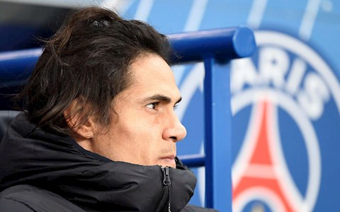 Mau than tiet lo ly do Cavani nang nac doi roi PSG