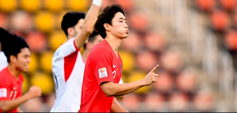Sao U23 Han Quoc quyet tam chien thang U23 Australia mung sinh nhat