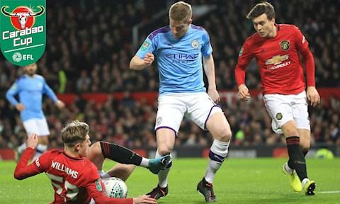 Lịch thi đấu bóng đá hôm nay 2912020 - LTD Man City vs MU hình ảnh