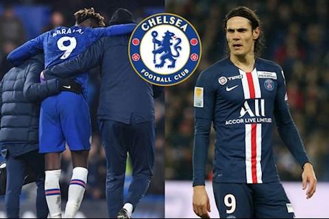 Chelsea 2-2 Arsenal Lampard và nỗi khát khao Cavani hình ảnh