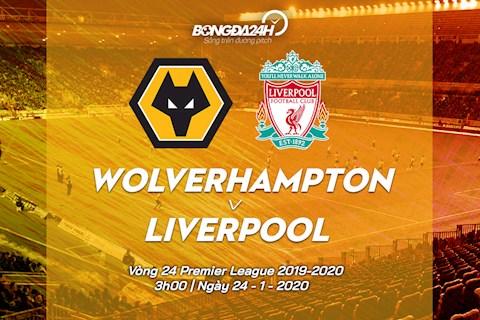 Trực tiếp Wolves vs Liverpool bóng đá Premier League 201920 hình ảnh