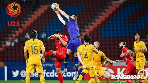 Lịch thi đấu bóng đá hôm nay 2512020 - LTD U23 châu Á hình ảnh
