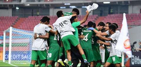 U23 Saudi Arabia muon vo dich U23 chau A 2020. Anh: AFC.