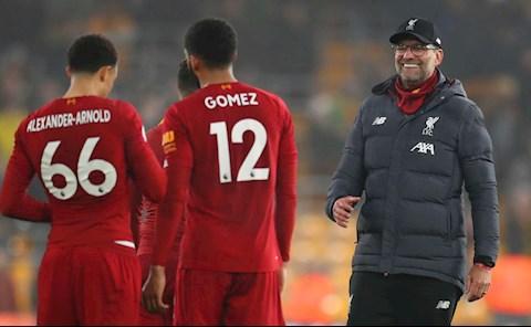 Klopp thừa nhận không nhớ Liverpool có bao điểm ở Premier League hình ảnh 2