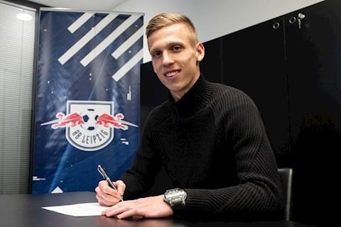 Chính thức Dani Olmo từ chối Barca, gia nhập Leipzig hình ảnh