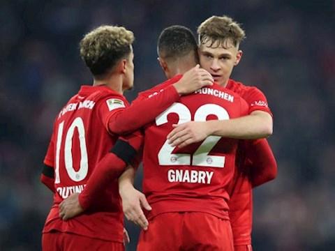 Bayern Munich 5-0 Schalke Chiến thắng hoàn hảo hình ảnh 2