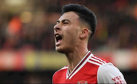 Arsenal lo mất Gabriel Martinelli nếu không được dự C1 hình ảnh