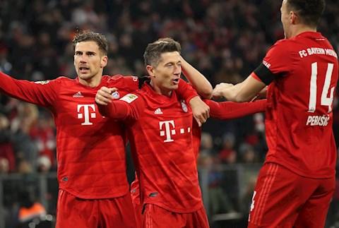 Hansi Flick hài lòng với chiến thắng vùi dập trước Schalke hình ảnh