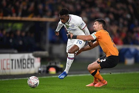 Hull City 1-2 Chelsea Lichaj va Hudson-Odoi