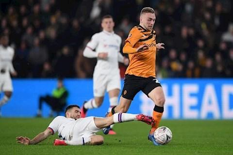 Hull City 1-2 Chelsea Mateo Kovacic