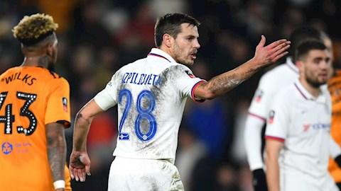 Đánh bại Hull City, Azpilicueta vẫn không hài lòng hình ảnh