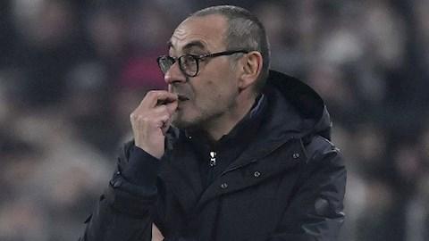 Sarri thừa nhận có thể giải nghệ ở Juventus hình ảnh