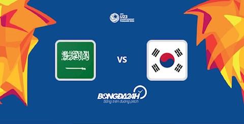 Truc tiep U23 Saudi Arabia vs U23 Han Quoc chung ket U23 Chau A 2020