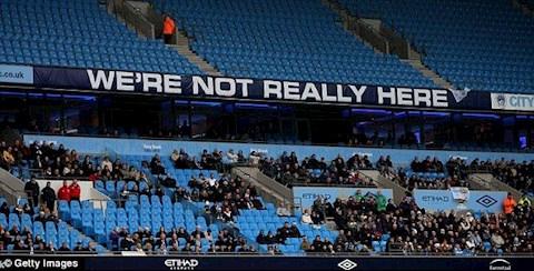 Man City 4-0 Fulham HLV Pep Guardiola thất vọng với các CĐV nhà hình ảnh