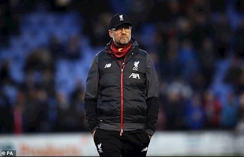 Shrewsbury 2-2 Liverpool Klopp tuyên bố sẽ không dự trận đá lại hình ảnh