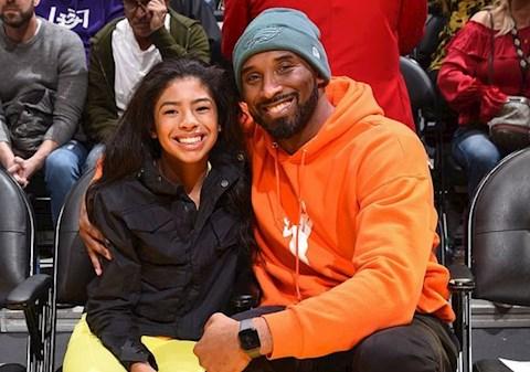 Thế giới bóng đá tri ân ngôi sao bóng rổ Kobe Bryant mới qua đời hình ảnh