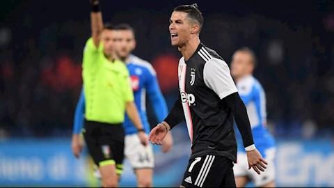 Napoli 2-1 Juventus Ronaldo lập công, Lão bà vẫn không tránh khỏi thất bại hình ảnh 2