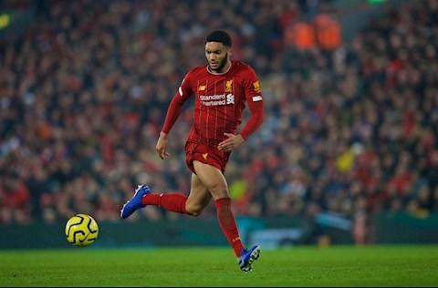 Joe Gomez: Hòn đá tảng thầm lặng của Liverpool